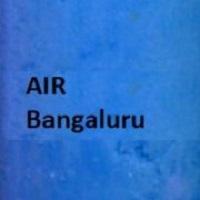 All India Radio AIR Bengaluru