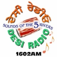 Desi Radio 1602 AM